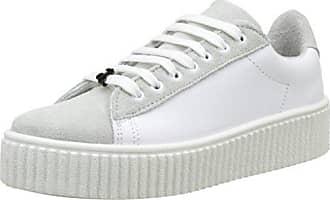 Le Temps Des Cerises Origin_Sport - Zapatillas de Deporte de Lona Mujer, Blanco (Blanco (White White)), 40 EU Le Temps Des Cerises