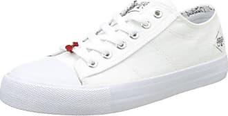 Le Temps des Cerises Basic 02, Zapatillas Para Mujer, Blanco (White White), 41 EU