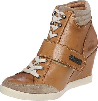 XTI - Zapatillas para mujer beige beige, color beige, talla 41
