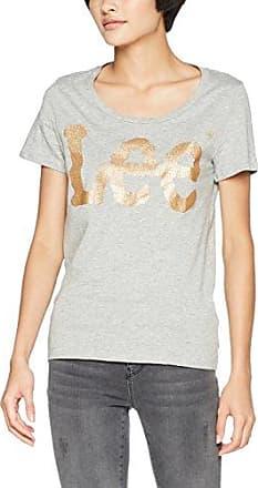 Lee tee, Camiseta para Mujer, Morado (Pale Purple Eo), Small