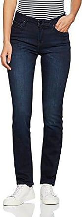 Lee Mom Tapered, Jeans Mujer, Azul (Rinse), W31/L33 (Talla del Fabricante: 31)