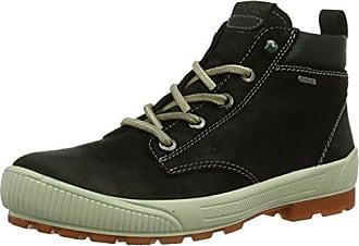 Legero 30061900 TANARO, Damen Hohe Sneakers, Schwarz (SCHWARZ 00), 36 EU (3.5 Damen UK)