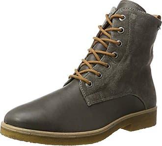 Milano, Zapatos de Cordones Derby para Mujer, Gris (Stone 94), 37.5 EU Legero