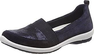 Legero Tino Surround, Zapatillas para Mujer, Blau (Shark), 36 EU