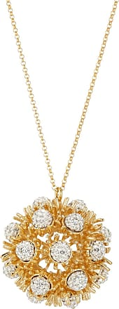 Lele Sadoughi Crystal & Sequin Poppy Pendant Necklace