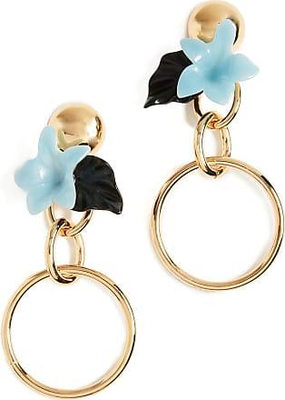 Lele Sadoughi Nightscape Disc Earrings