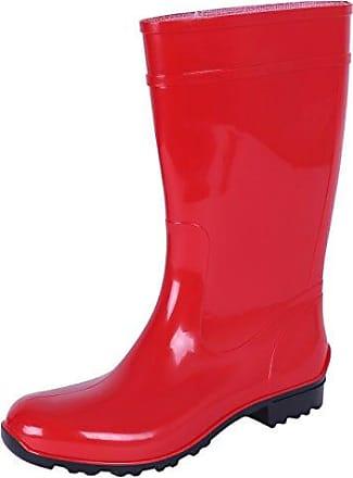 Lemigo Ilse Damen Gummistiefel Regenstiefel Schuhe Regen Farbauswahl Navy Blue 36
