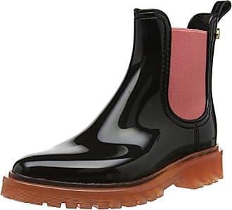 Sahara, Chelsea Boots Femme, Noir (Black 01), 37 EULemon Jelly