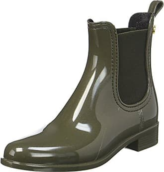 Lemon Jelly Damen Splash Chelsea Boots (39 EU, Rot (Red Mate))