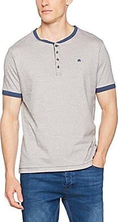 Herren, T-Shirt Homme, Bleu (Vintage Blue 474), LLerros