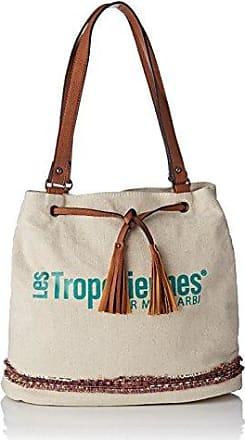 Damen Ker01-Tz-Blue Einkaufstasche Les Tropeziennes