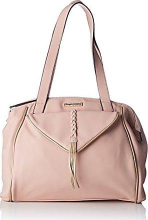 Damen Pyl02-Tz-Pink Schultertaschen Les Tropeziennes