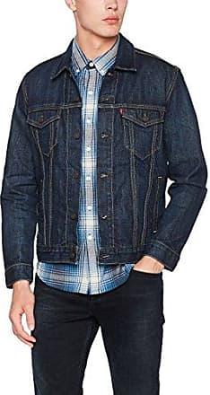 Trucker Jacket, Chaqueta Vaquera para Hombre, Azul (The Shelf 0136), X-Large Levi's