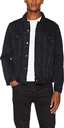 Levis trucker jeansjacke schwarz