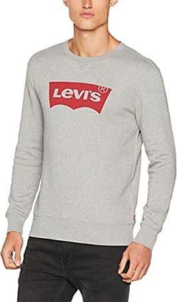 Graphic Po Hoodie-B, Suéter para Hombre, Gris (84 Sportswear Logo Midtone Grey Htr 0028), Small Levi's