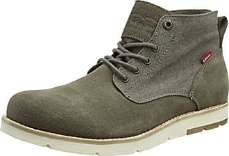 Marques Chaussure homme Levi's homme Jax Light Chukka Mouse Grey