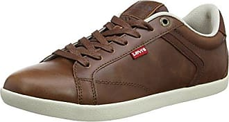 Perris Oxford, Sneaker Uomo, Marrone (Medium Brown), 41 EU Levi's
