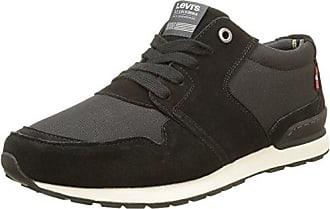 NY RUNNER 2.0 - Sneaker low - regular black