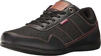 Sneakers for Men On Sale, Black, Leather, 2017, US 9 - UK 8 - EU 42 - JP 27 Levi's