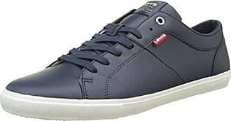 Levi'S Gilmore, Zapatillas para Hombre, Azul (Navy Blue), 43 EU