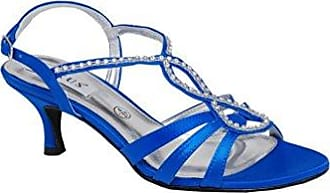 LEXUS , Damen Sling Backs , Blau - Turquise - Größe: 35
