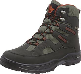 Mens Outlander Slip in Low Rise Hiking Boots Lico