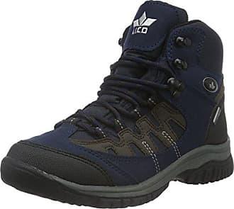Lico Leeds, Zapatillas Unisex Adulto, Azul (Marine/Gruen), 42 EU