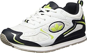 Lico Select, Unisex-Erwachsene Sneakers, Weiß (Weiss/Marine), 41 EU (7 Erwachsene UK)