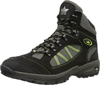 Milan - Botas de senderismo y paseo, color negro, talla 37 Lico
