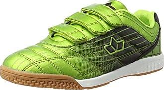 Lico 590004, Zapatillas para Hombre, Multicolor (Schwarz/Lemon), 45 EU