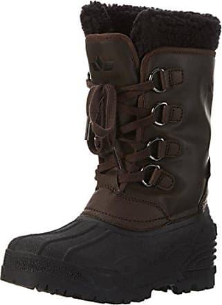 TOM Tailor 3794704, Botas de Nieve para Mujer, Schwarz (Black), 39 EU