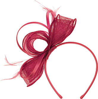 Hat for Women On Sale in Outlet, coral red, Straw, 2017, Universal Size Benoit Missolin