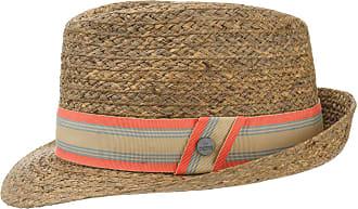 Burney Porkpie Raffia Straw Hat by Lierys Sun hats Lierys