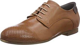 LiliMill Kessi, Zapatos de Cordones Derby para Mujer, Morado (Bordò BOR), 40 EU Lilimill