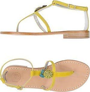 FOOTWEAR - Toe post sandals Lisa C Bijoux
