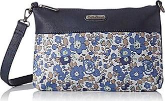 Ul04, Womens Cross-Body Bag, Bleu (Blue), 11x26x28 cm (W x H L) Little Marcel