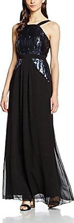 Little Mistress Sequin Dress, Vestido para Mujer, Azul/Negro, ES 36 (UK 8)