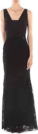 Dress for Women, Evening Cocktail Party On Sale, Black, polyester, 2017, 10 12 8 Liu Jo