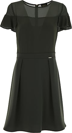 Dress for Women, Evening Cocktail Party On Sale, Pearl Rose, polyester, 2017, 10 12 8 Liu Jo