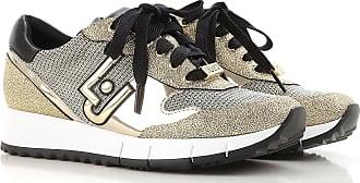 Sneaker Femme Pas cher en Soldes, Blanc, Cuir, 2017, 36 37 40Liu Jo