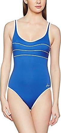 Livia Monte-Carlo Isabel Lavandou, Maillot Une Pièce Femme, Bleu (Marine Wonder 41K06), Taille Fabricant:38
