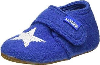 Living Kitzbühel Baby-Klett, Baby Jungen Lauflernschuhe, Blau (victoria blue 558), 27 EU