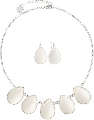 Liz Claiborne Liz Claiborne Womens 2-pc. Orange Jewelry Set
