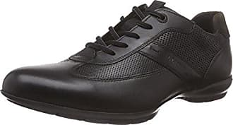 Eastman, Baskets Homme, Noir (Noir/Grey), 40.5 EULloyd
