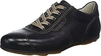 Lloyd 17-400-1 - Zapatillas de Piel Hombre, Color Gris, Talla 47 EU