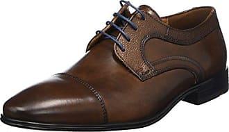 Lloyd 17-400-1 - Zapatillas de Piel Hombre, Color Gris, Talla 40.5 EU