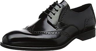 Lloyd Dagan, Zapatos para Hombre, Negro (Schwarz 0), 44.5 EU (10 UK)