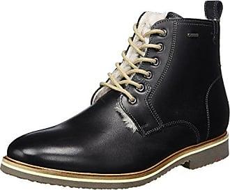 LLOYD Valentin Gore-Tex, Desert Boots Homme, Noir (Schwarz 0), 40.5 EU