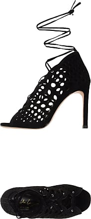Pumps & High Heels for Women On Sale in Outlet, Black, Leather, 2017, 2.5 Lola Cruz