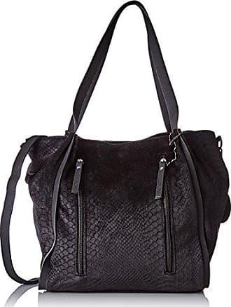 Lollipops Boukat Shopper, Womens Shoulder Bag, Black, 11x27x32 cm (W x H L) Lollipops